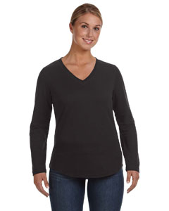 Smoke Women's V-Neck Pullover