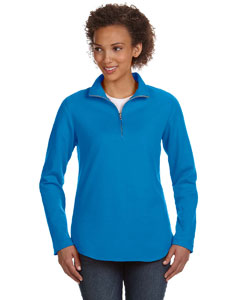 Cobalt Women's Quarter-Zip Pullover