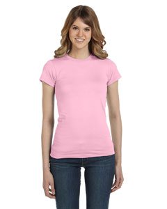 Charity Pink Women's Junior Fit Fashion T-Shirt