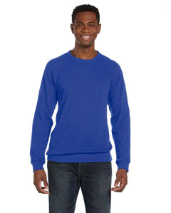 True Royal Unisex Sponge Fleece Crew Neck Sweatshirt