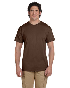 Chocolate 5 oz., 100% Heavy Cotton HD® T-Shirt