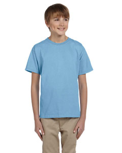 Light Blue Kids 5 oz., 100% Heavy Cotton HD® T-Shirt