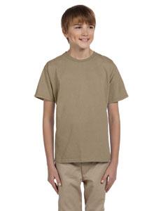 Khaki Kids 5 oz., 100% Heavy Cotton HD® T-Shirt