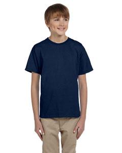 J Navy Kids 5 oz., 100% Heavy Cotton HD® T-Shirt
