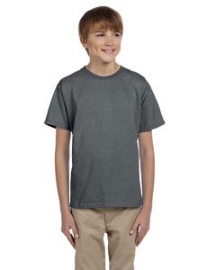 Charcoal Grey Kids 5 oz., 100% Heavy Cotton HD® T-Shirt