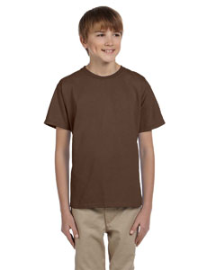 Chocolate Kids 5 oz., 100% Heavy Cotton HD® T-Shirt