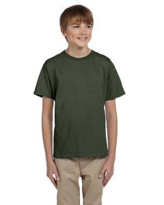 Military Green Kids 5 oz., 100% Heavy Cotton HD® T-Shirt