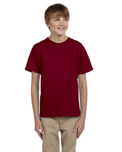 Maroon Kids 5 oz., 100% Heavy Cotton HD® T-Shirt