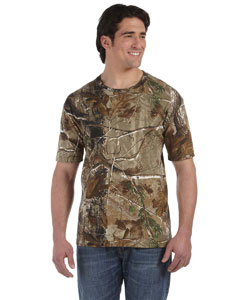 Ap Officially Licensed REALTREE® Camouflage Short-Sleeve T-Shirt