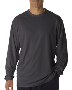 Graphite Adult B-Core Long-Sleeve Performance Tee