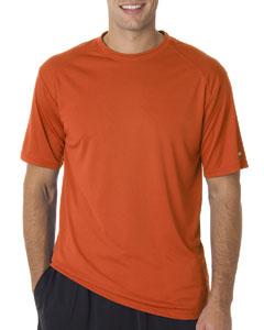 Burnt Orange Adult B-Core Short-Sleeve Performance Tee