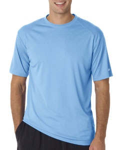 Columbia Blue Adult B-Core Short-Sleeve Performance Tee
