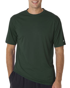 Forest Green Adult B-Core Short-Sleeve Performance Tee