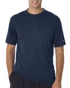 Navy Adult B-Core Short-Sleeve Performance Tee