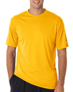 Gold Adult B-Core Short-Sleeve Performance Tee