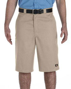 Khaki Men's 8.5 oz. Multi-Use Pocket Short