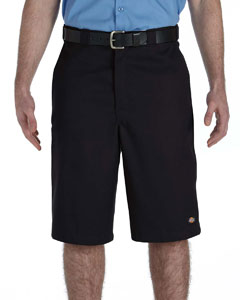 Black Men's 8.5 oz. Multi-Use Pocket Short