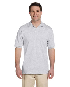 Ash Men's 5.6 oz., 50/50 Jersey Polo with SpotShield™