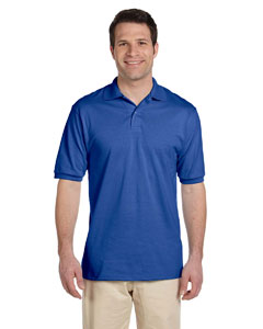 Royal Men's 5.6 oz., 50/50 Jersey Polo with SpotShield™