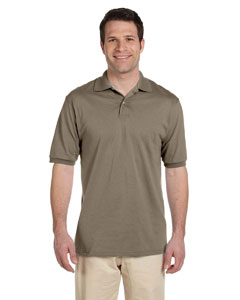 Safari Men's 5.6 oz., 50/50 Jersey Polo with SpotShield™