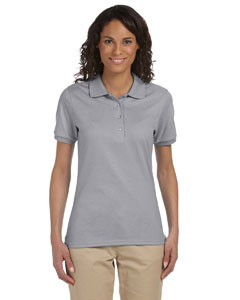 Oxford Women's 5.6 oz., 50/50 Sport Shirt with SpotShield™