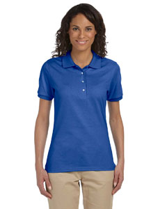 Royal Women's 5.6 oz., 50/50 Sport Shirt with SpotShield™