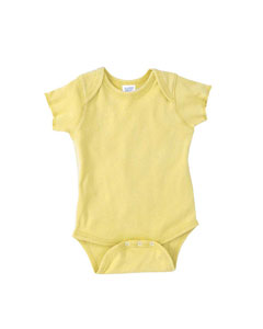 Banana Infant 5 oz. Baby Rib Lap Shoulder Bodysuit