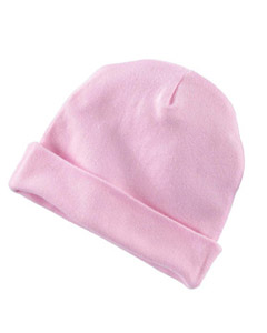 Pink Infant 5 oz. Baby Rib Cap