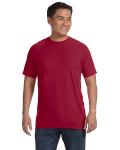 Independence Red Ringspun T-Shirt