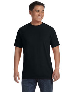 Black Ringspun T-Shirt