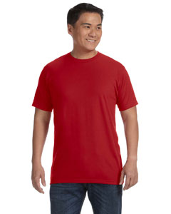Red Ringspun T-Shirt