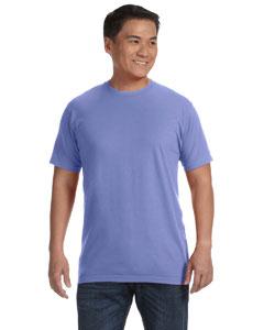 Violet Ringspun T-Shirt