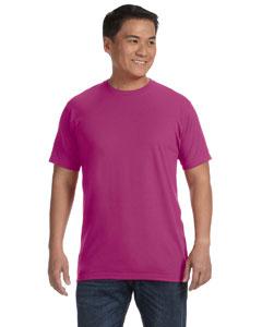 Raspberry Ringspun T-Shirt