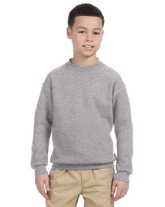 Oxford Youth 9.5 oz., 50/50 Super Sweats® NuBlend® Fleece Crew