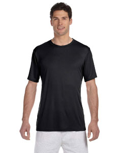 Black 4 oz. Cool Dri® T-Shirt
