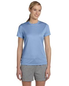 Light Blue Women's 4 oz. Cool Dri® T-Shirt