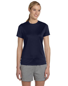 Navy Women's 4 oz. Cool Dri® T-Shirt