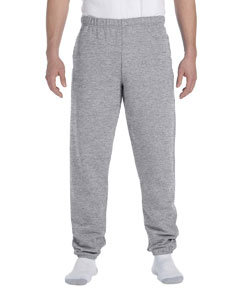 Oxford 9.5 oz., 50/50 Super Sweats® NuBlend® Fleece Pocketed Sweatpants
