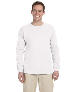 White 5 oz., 100% Heavy Cotton HD® Long-Sleeve T-Shirt