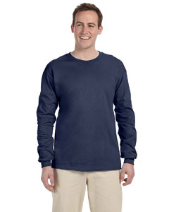 Denim 5 oz., 100% Heavy Cotton HD® Long-Sleeve T-Shirt