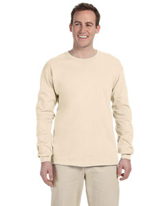Natural 5 oz., 100% Heavy Cotton HD® Long-Sleeve T-Shirt