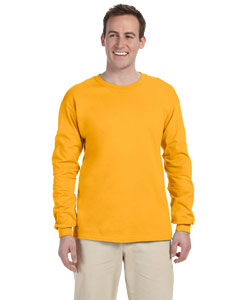 Gold 5 oz., 100% Heavy Cotton HD® Long-Sleeve T-Shirt