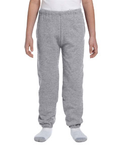Oxford Youth 9.5 oz., 50/50 Super Sweats® NuBlend® Fleece Pocketed Sweatpants