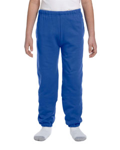 Royal Youth 9.5 oz., 50/50 Super Sweats® NuBlend® Fleece Pocketed Sweatpants