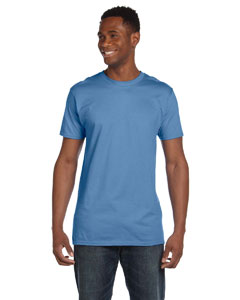 Carolina Blue 4.5 oz., 100% Ringspun Cotton nano®-T T-Shirt