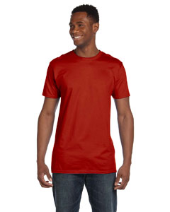 Deep Red 4.5 oz., 100% Ringspun Cotton nano®-T T-Shirt