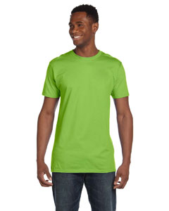 Lime 4.5 oz., 100% Ringspun Cotton nano®-T T-Shirt