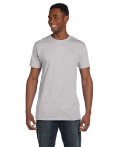 Ice Grey 4.5 oz., 100% Ringspun Cotton nano®-T T-Shirt