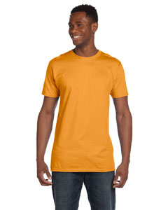 Gold 4.5 oz., 100% Ringspun Cotton nano®-T T-Shirt