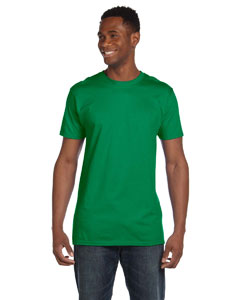 Kelly Green 4.5 oz., 100% Ringspun Cotton nano®-T T-Shirt